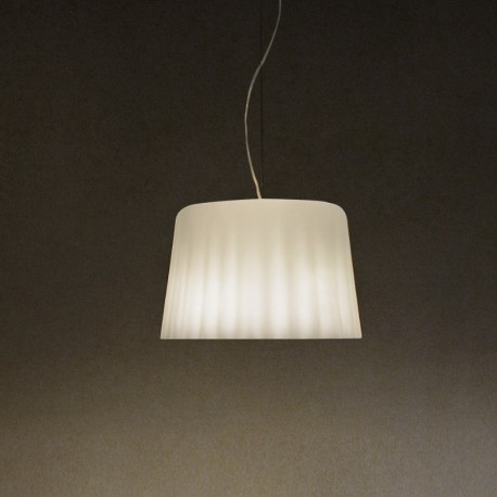 CLOTH SPCLOTHGBCCR lampa wisząca white chrome