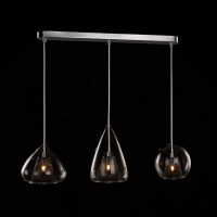 Lampa wisząca GORDON MIX MD16002005-3A transparent black