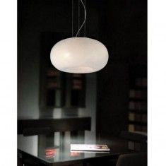 OPTIMA WHITE LAMPA WISZACA (AD 6014-5B)